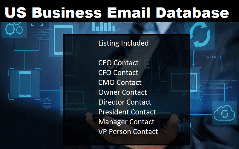 US Business Email Database (2)